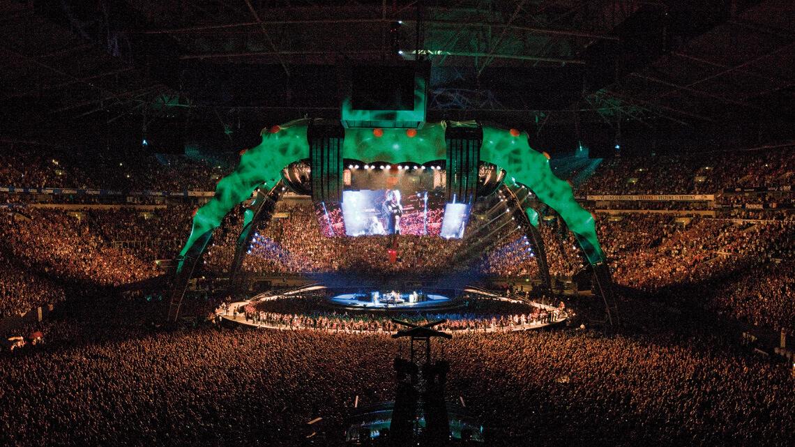 Konzert VELTINS-Arena