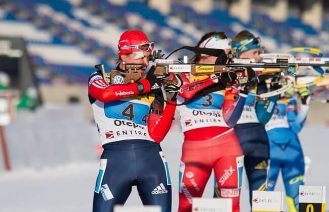 Biathlongewehr