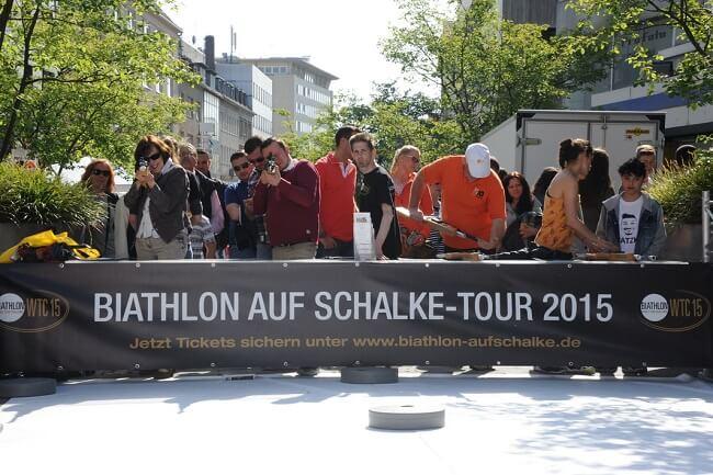 Biathlon SImulator