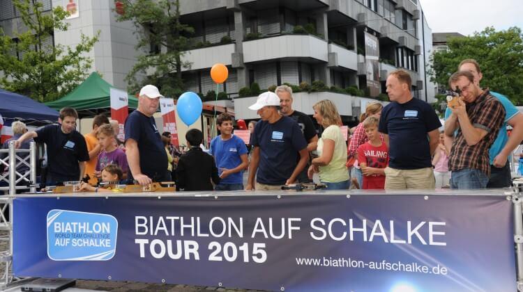 Biathlon Simulator 2015