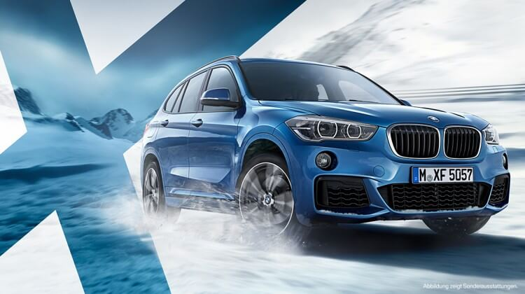 Biathlonsponsor BMW