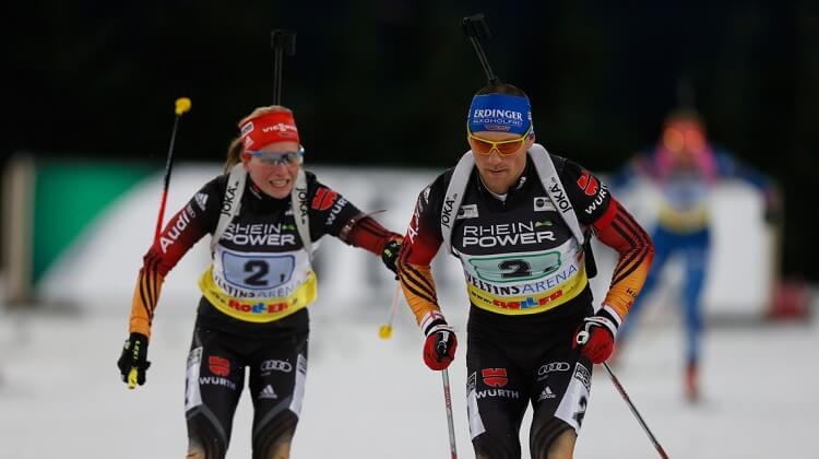 VELTINS-Arena Biathlon