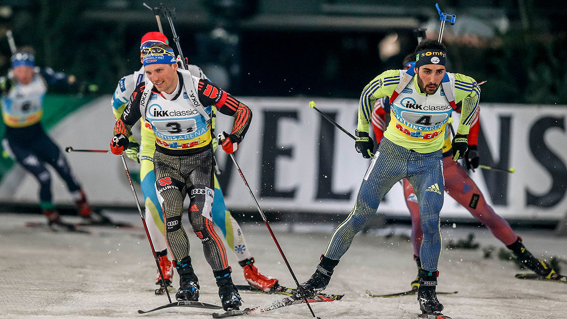 Das Biathlon-Wochenende in Canmore
