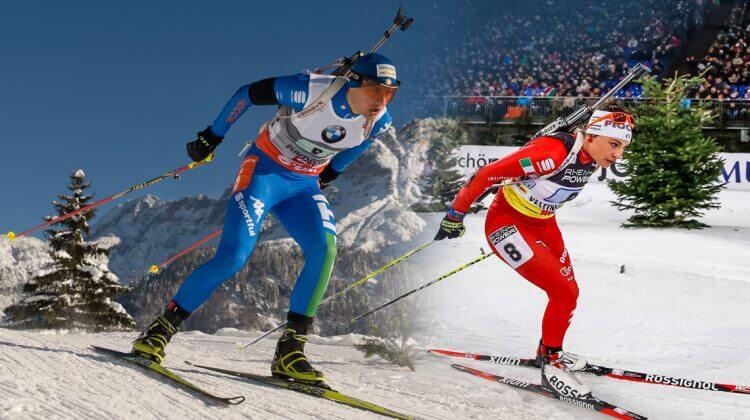 Teamvorstellung Biathlon auf Schalke
