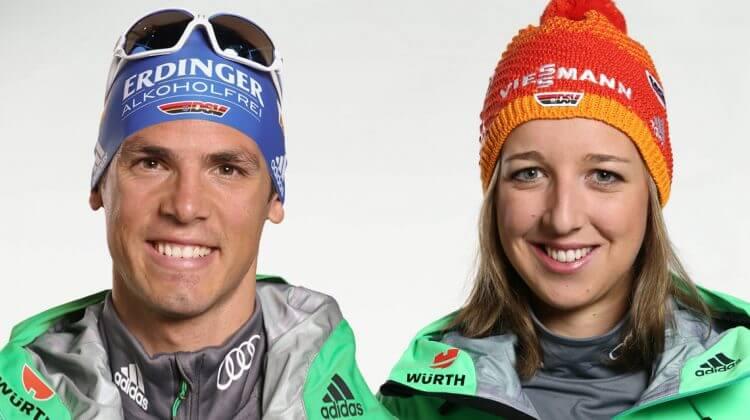 Simon Schempp & Franziska Preuß