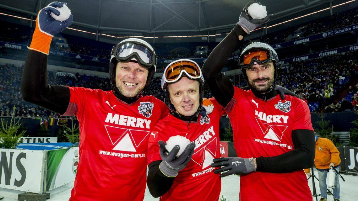 Biathlon auf Schalke SBS-WM
