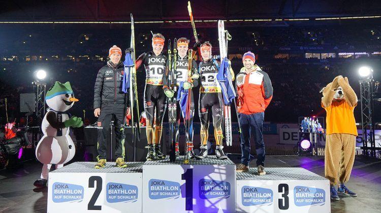 Biathlon WTC Juniorennennen