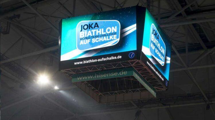 Der Zeitplan für den Biathlon auf Schalke