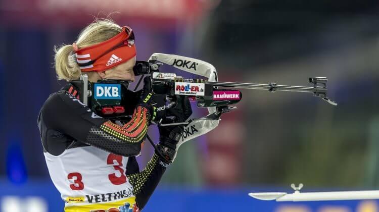 Biathlon auf Schalke Anschißen