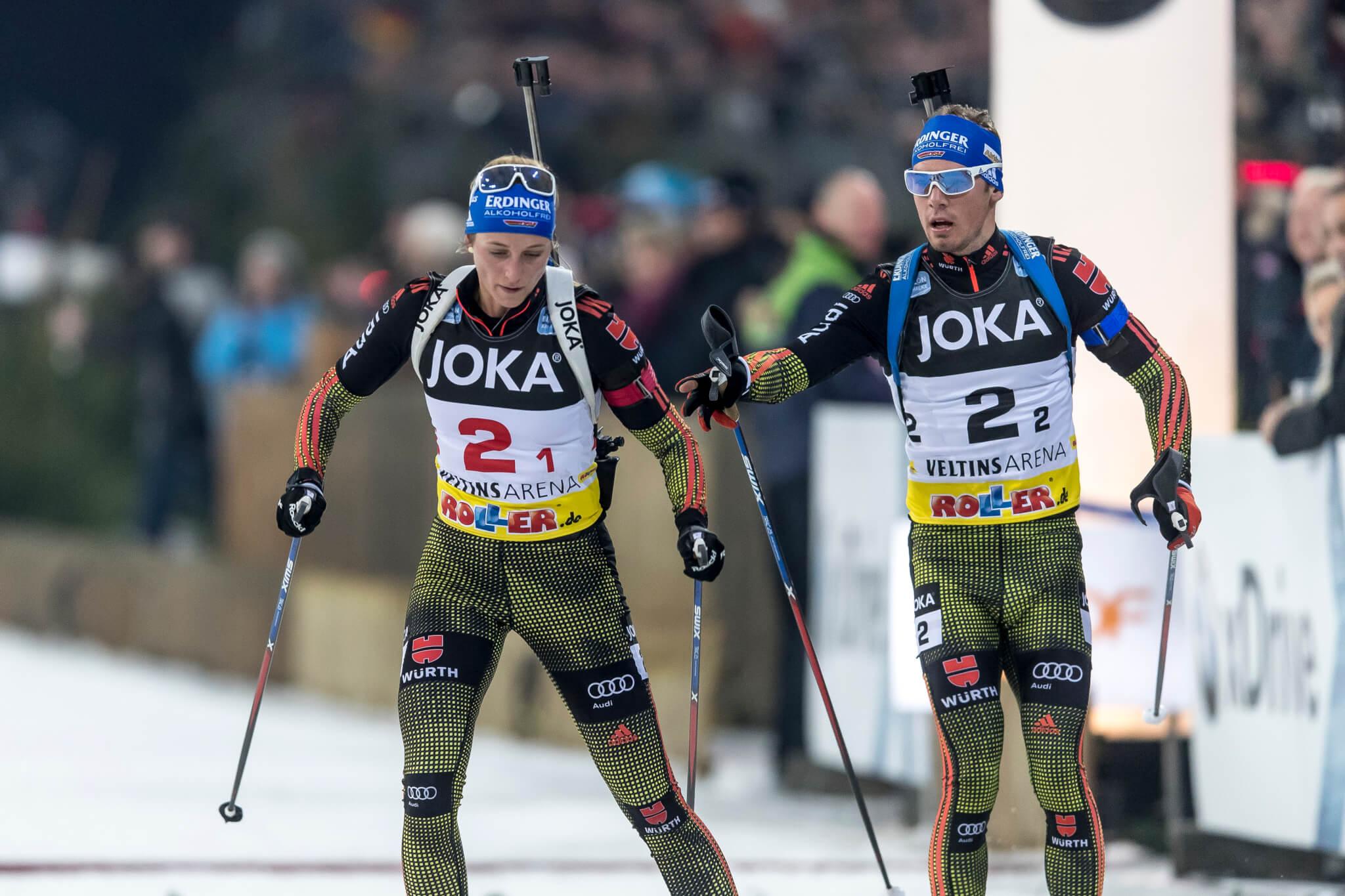 Biathlon Auf Schalke Zeitplan