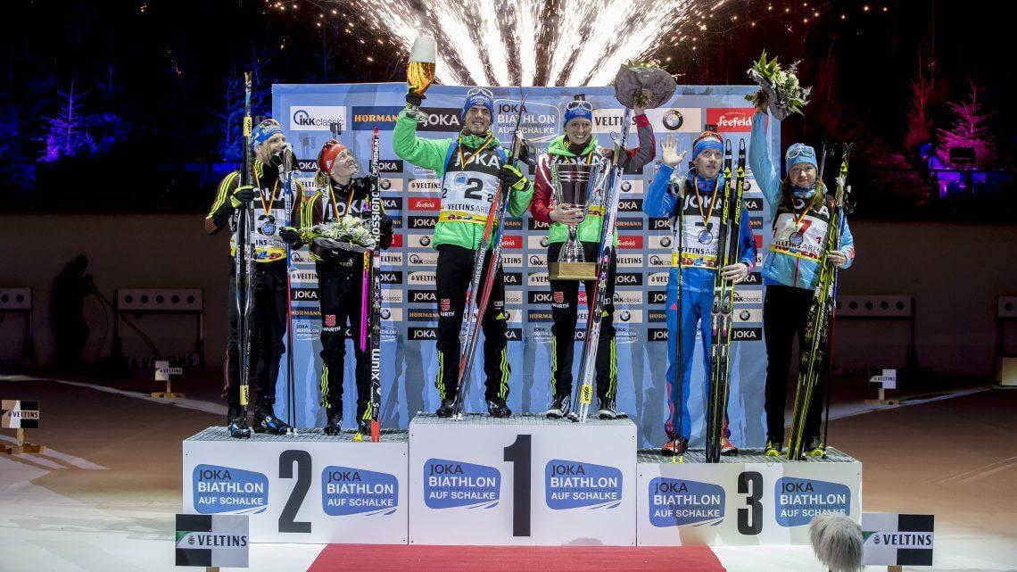 Biathlon WTC Schempp Hinz