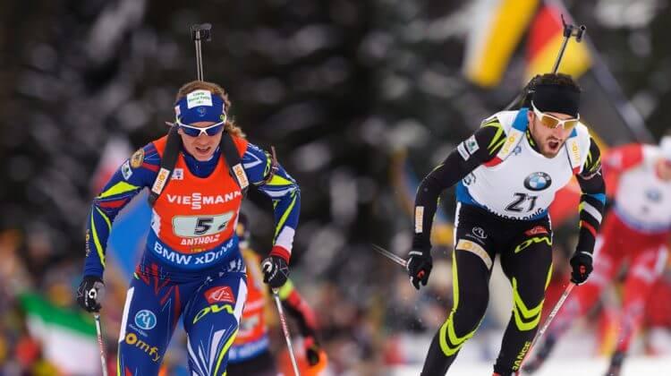 Team Frankreich Biathlon WTC