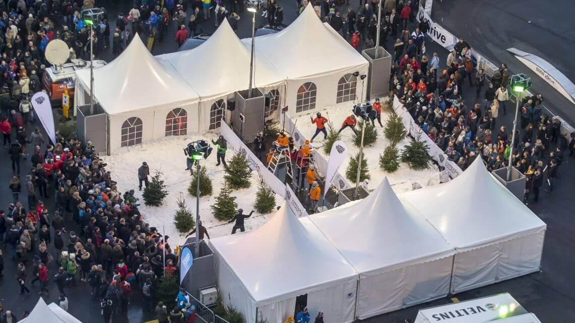 Winterdorf Biathlon WTC