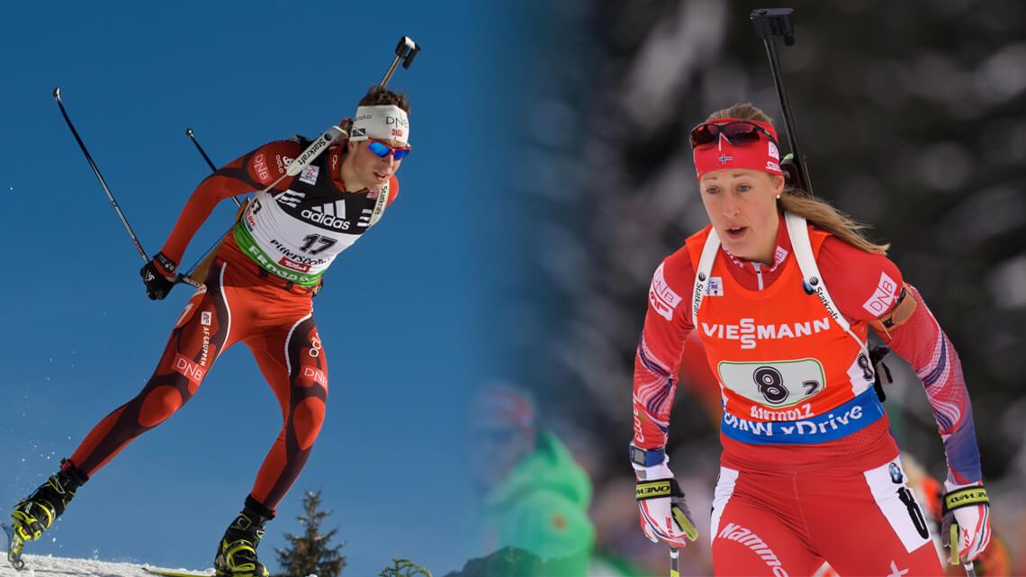 biathlon norwegen