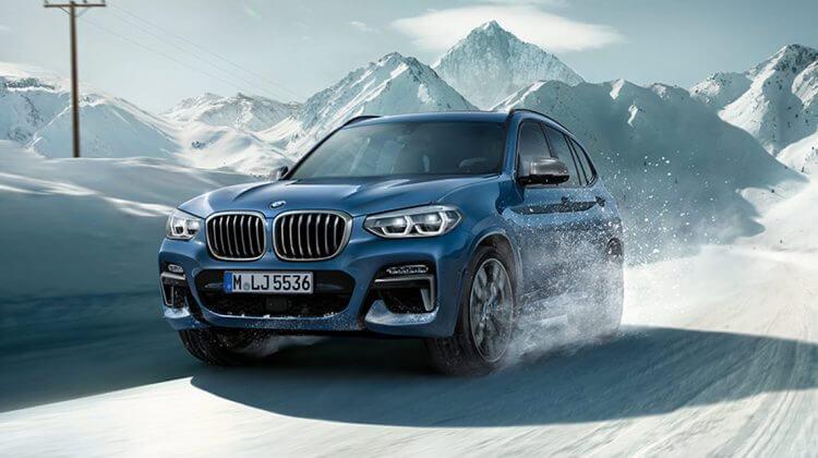 BMW Biathlon Sponsor