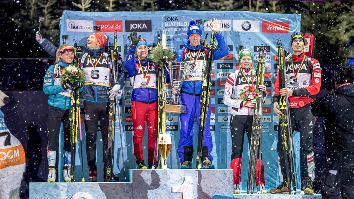 Biathlon WTC 2017