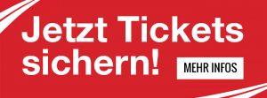 Ticket Banner Biathlon auf Schalke 2019