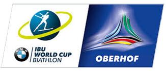 Biathlon Oberhof Logo Icon