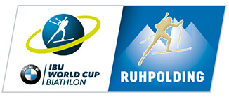 Biathlon Ruhpolding Logo Icon
