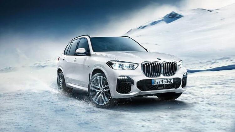 Jetzt mit etwas Glück den BMW X5 fahren.