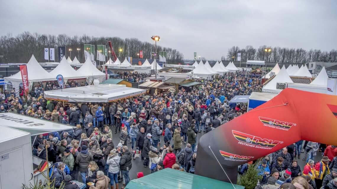 Winterdorf Biathlon Schalke 2018