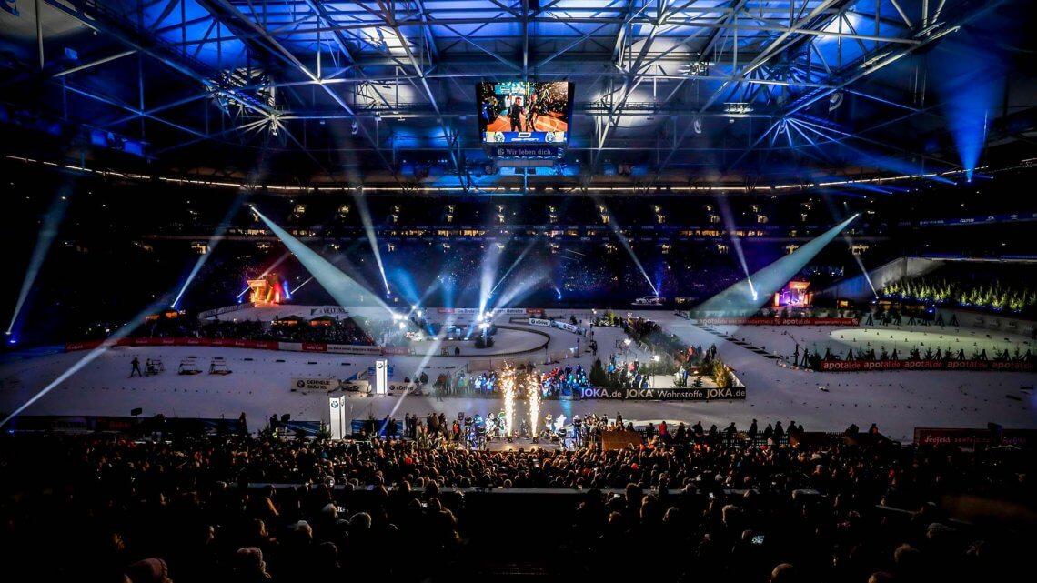 VELTINS-Arena 2019 in Gelsenkirchen