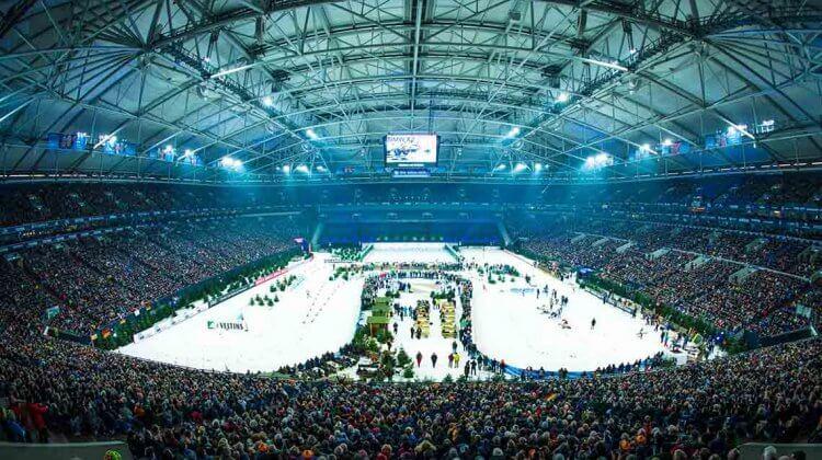 Biathlon auf Schalke 2018 ist ausverkauft