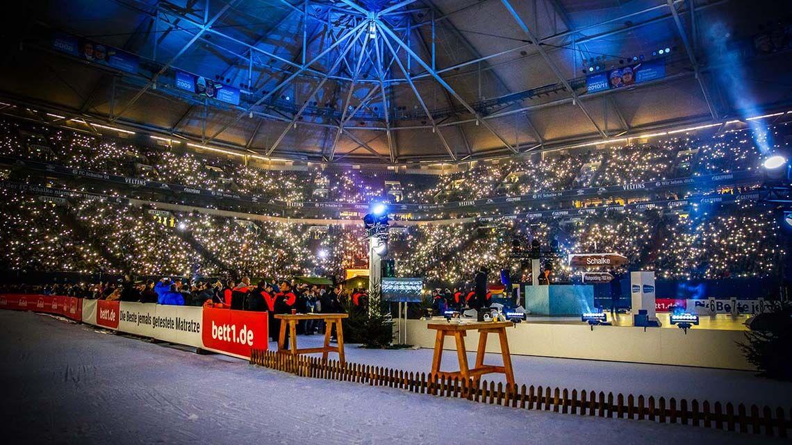 Tickets Biathlon auf Schalke 2019