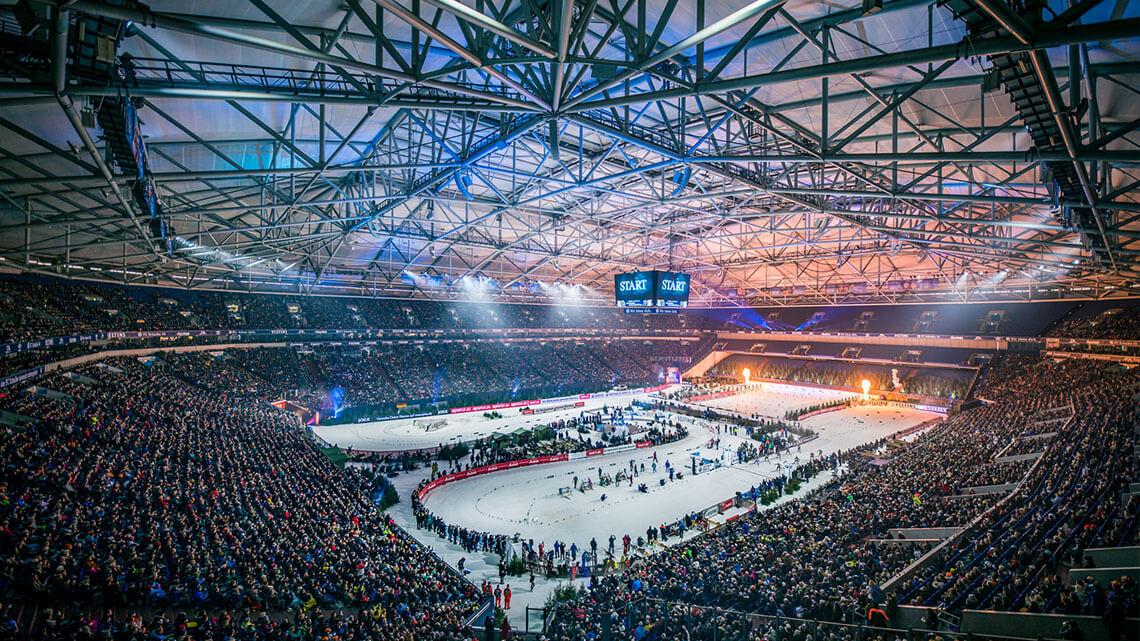 Vorverkauf für Biathlon auf Schalke 2019