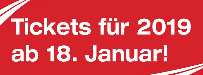 Tickets für Biathlon auf Schalke 2019