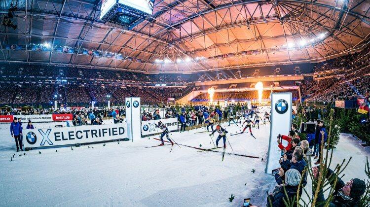 biathlon auf schalke 2019 beginn