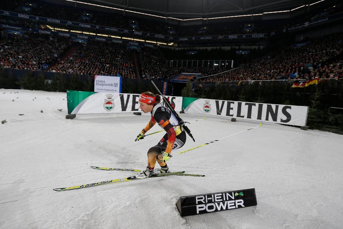 Biathlon WTC Dahlmeier